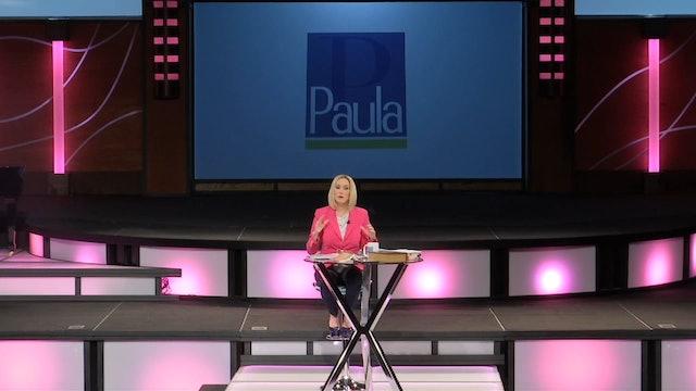 """Passover 2021 Teaching - Part 2"" on Paula Today"