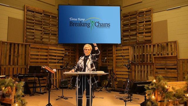"Teresa Kemp ""The incorruptible infallible Word of God Part 2"""