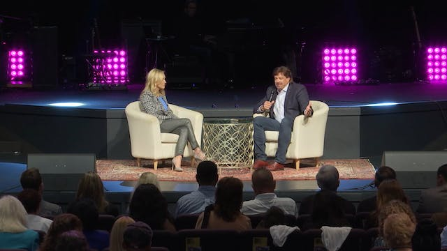 Dr. Tim Clinton at Unleashed Conference
