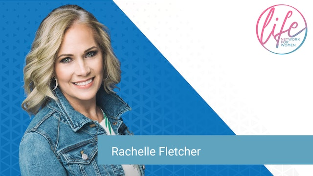Trusting Him With Your Future on Goodness Speaks with Rachelle Fletcher