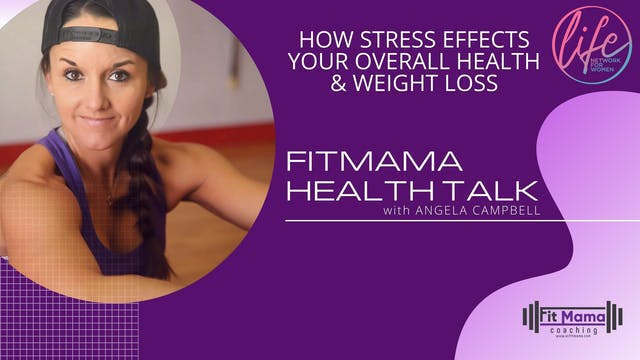 """How Stress Effects Your Overall Heal..."