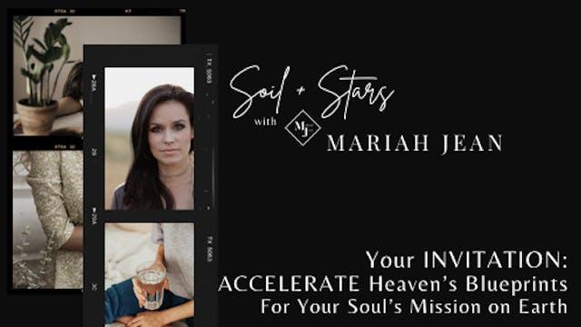 Your Invitation: Accelerate Heaven's ...