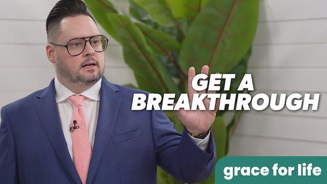"""""""Grace Teaching Brings Breakthrough"""" ..."""