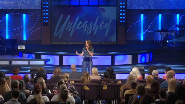 Lisa Bevere at Unleashed Conference 2019