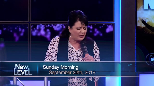 Prophecy, The Blessing Is Resting Upon Your Shoulders with Brenda Kunnamen