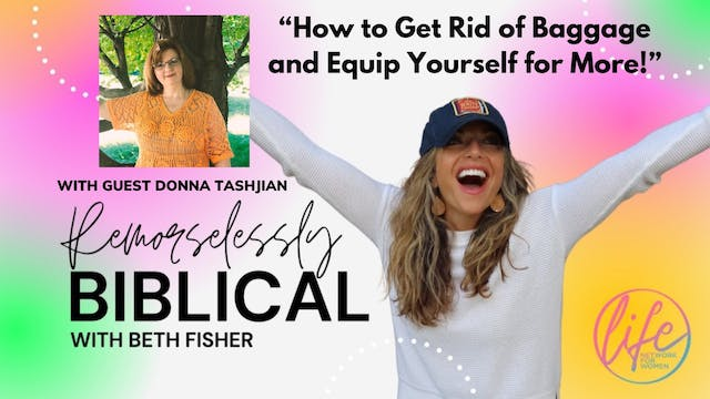 """""""How to Get Rid of Baggage and Equip ..."""