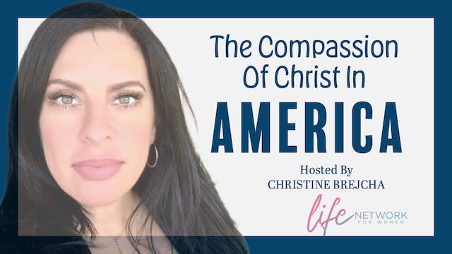 """""""The Compassion Of Christ In America""""..."""