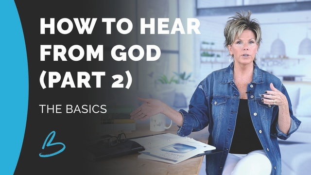 """""""How To Hear From God"""" on Getting A Grip On The Basics"""