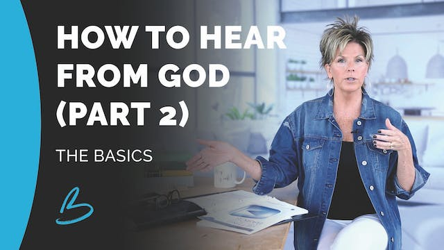 """""""How To Hear From God"""" on Getting A G..."""