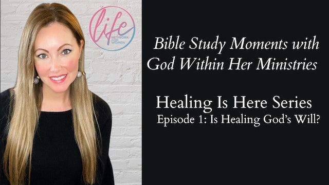 """""""Is Healing God's Will?"""" on Healing Is Here Series"""