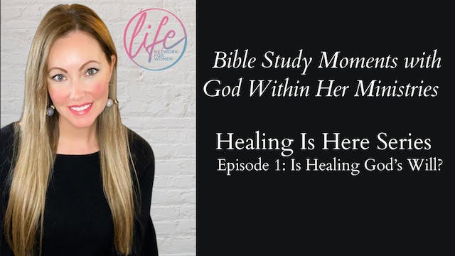 """""""Is Healing God's Will?"""" on Healing I..."""