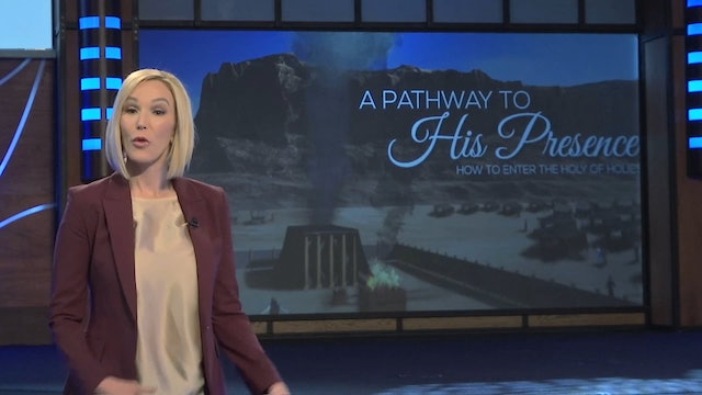 """""""Pathway To His Presence Preaching"""" on Paula Today"""