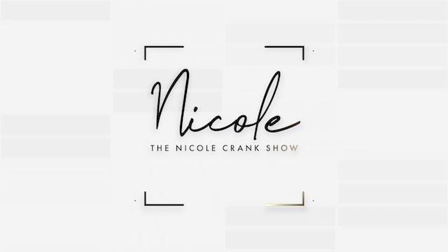 """Don't Quit"" on The Nicole Crank Show"