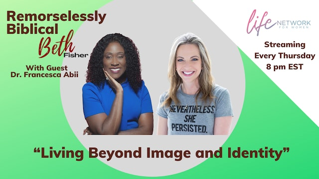 """""""Living Beyond Image and Identity"""" on Remorselessly Biblical"""