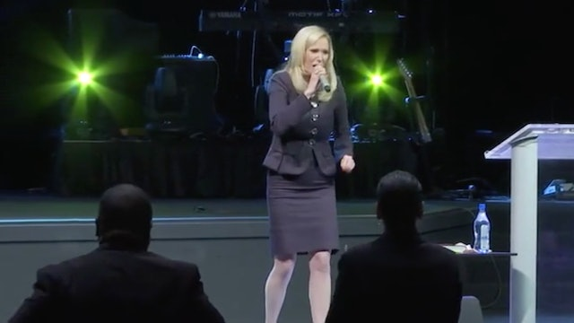Paula White Cain, He's Number #1 (Part 2)