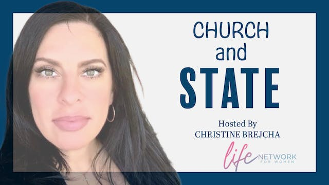 """""""The Church And State"""" on Christine's..."""