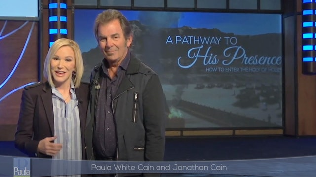 """""""Pathway To His Presence - Part 1"""" on Paula Today"""