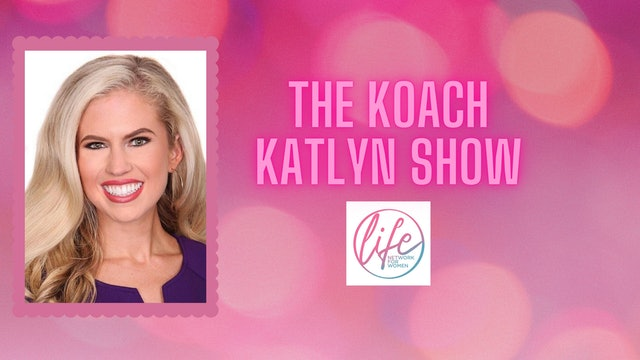 """""""How to Create a Strong Marriage"""" on The Koach Katlyn Show"""