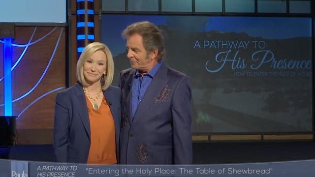 """""""Holy Place - Part 1"""" on Paula Today"""