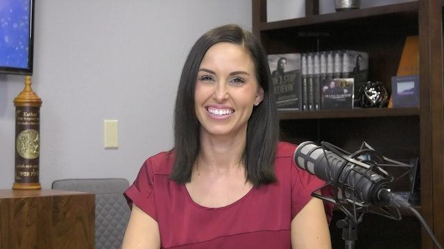 """""""Encouraging Your Faith and Joy"""" on Eternal Affairs with Rachel Knight"""