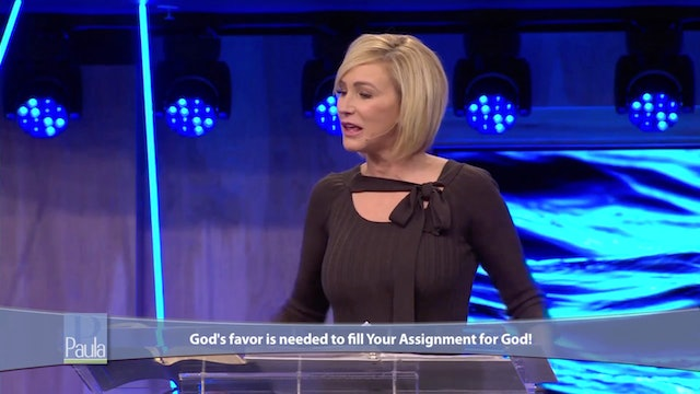"""God Has Something Greater for You"" on Paula Today"