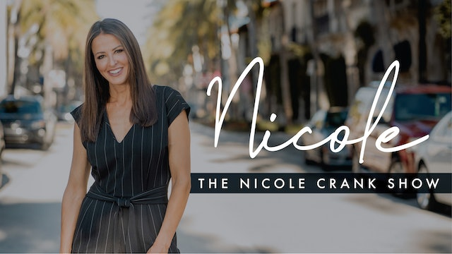 """""""How to Find Adventure""""on The Nicole Crank Show"""