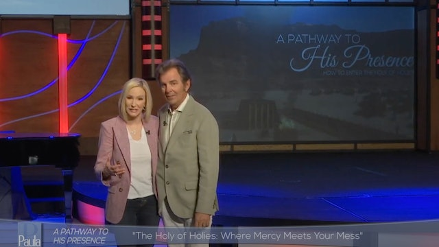 """""""Holy of Holies - Part 2"""" on Paula Today"""