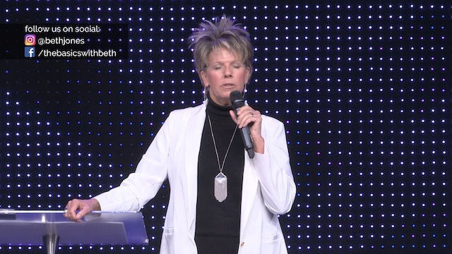 """Beth Jones and The Basics With Beth - """"Write the Vision"""""""