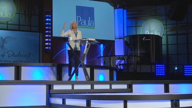 """Pentecost 2021"" on Paula Today"