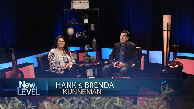 "Hank and Brenda Kunnamen "" Breakthrou..."