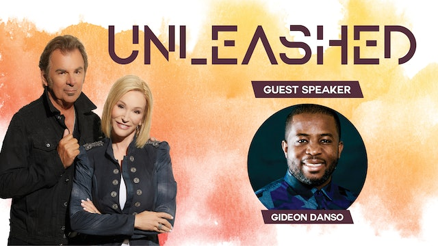 UNLEASHED Conference 2021 Friday 10am Morning Session - Prophet Gideon Danso