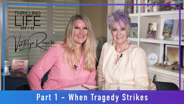 """""""When Tragedy Strikes - Part 1"""" on Living the Thrilling Life"""