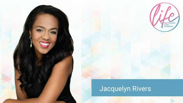 """The Power Of Confidence"" on The Yafah Life with Jacquelyn Rivers 11/24/2020"