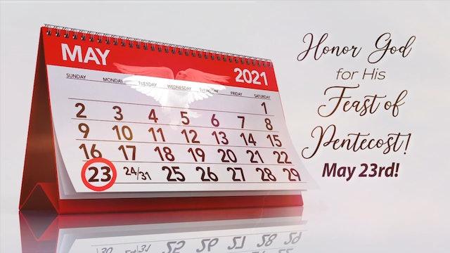 """Pentecost 2021 - Preaching - Part 1"" on Paula Today"