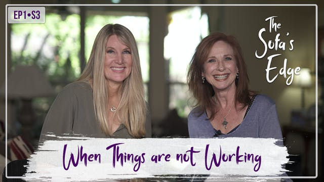 """""""When Things are not Working"""" on The ..."""