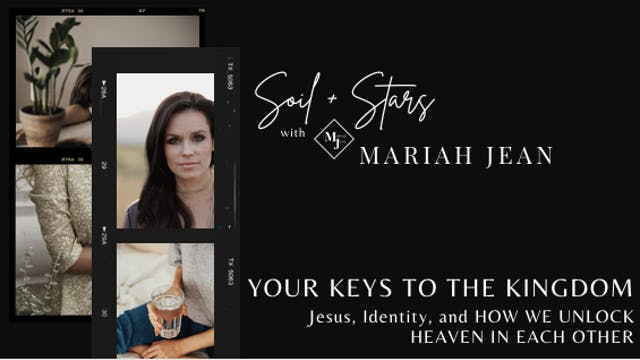 """You Key to the Kingdom"" on SOIL+STARS"