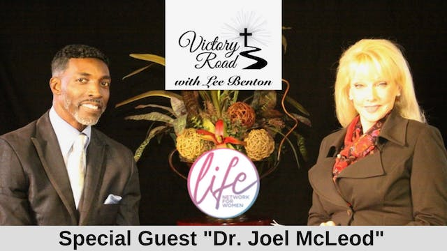 VICTORY ROAD with Lee Benton: Founder...