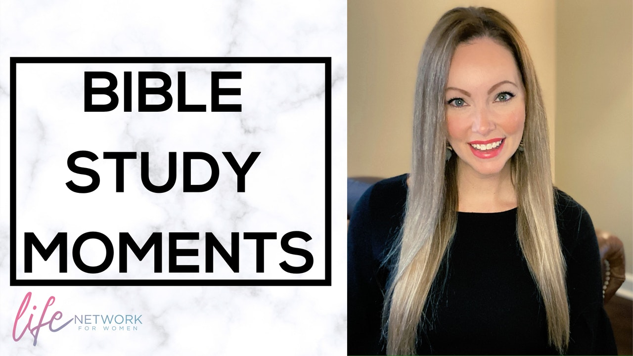 Bible Study Moments
