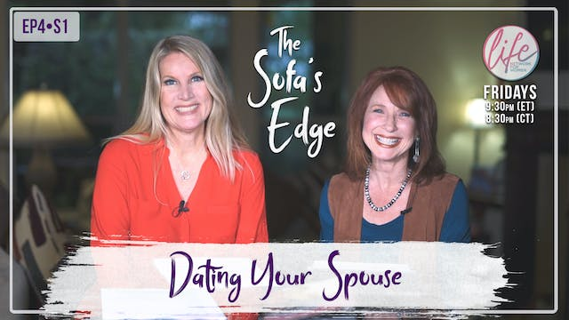 """Dating Your Spouse"" on The Sofa's Edge"