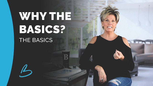 """""""Why The Basics?"""" on Getting A Grip On The Basics"""