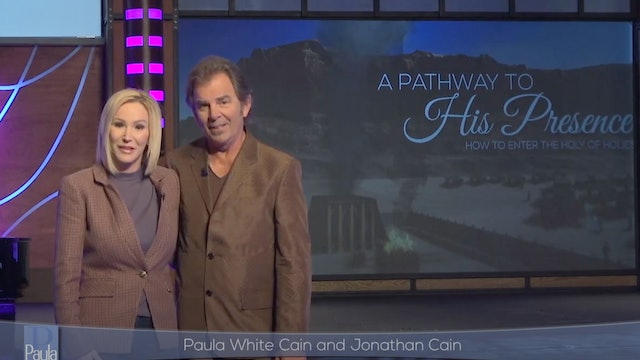 """""""Outer Court  - Part 1"""" on Paula Today"""