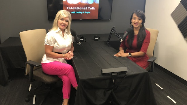 """""""Taylor and Lisa Kay on Unique Opportunities"""" on Intentional Talk"""