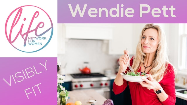 """Meet the Real Susie Homemaker"" on Visibly Fit with Wendie Pett"