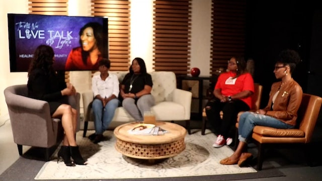 """""""Meet the Forston Women"""" on Live Talk with Lynette"""