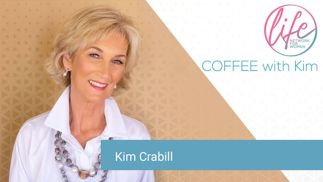 """""""Finding Strength in Our Weakness"""" on COFFEE with Kim"""