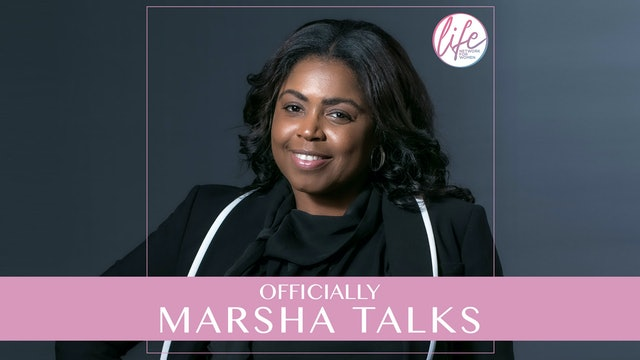 """""""Get Past The Pain Part 2"""" on Officially Marsha Talks"""