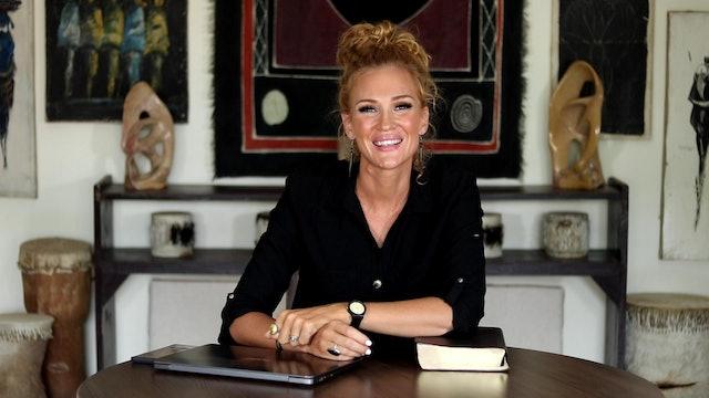 """Prayer"" on Ignite TV with Rachel Griffith"