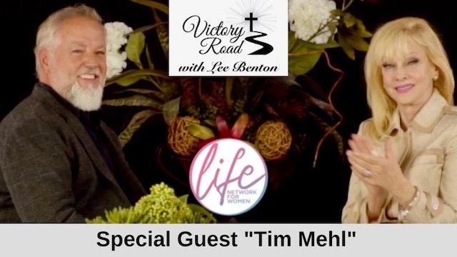 VICTORY ROAD with Lee Benton: Cancer Survivor, Tim Mehl