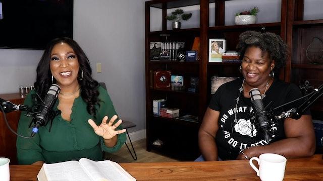 """Vicki's Story"" on Live Talk With Lynette"