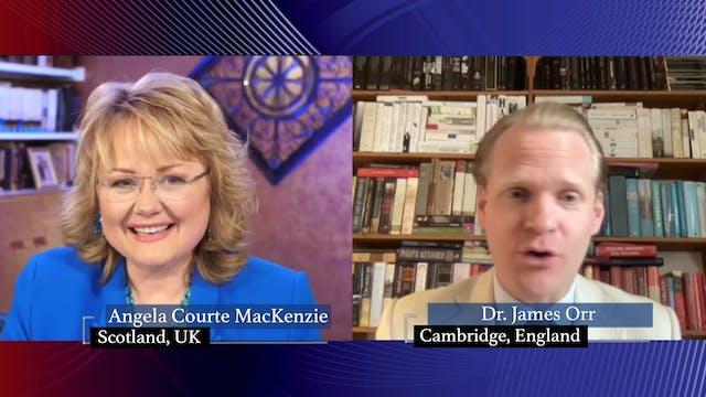 Angela Courte MacKenzie with special ...